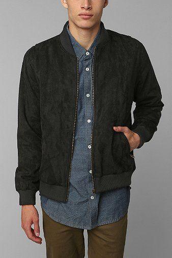 Marcade Bomber Jacket is da bomb! #fashion #menswear #fall
