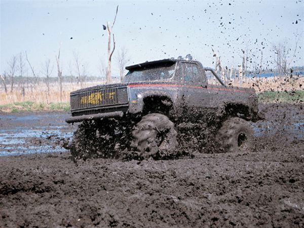 1987 Chevy Blazer - Rat Rod Truck - 4Wheel & Off-Road