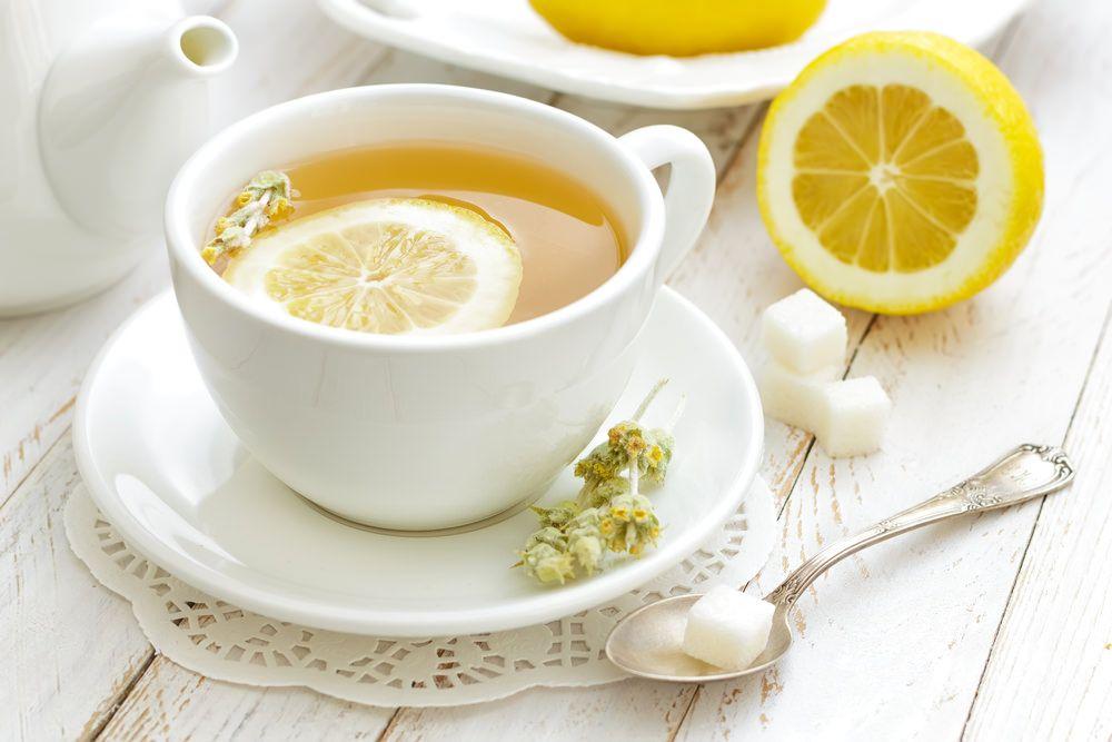 L'eau chaude fait-elle maigrir ?   Regime citron, Recettes