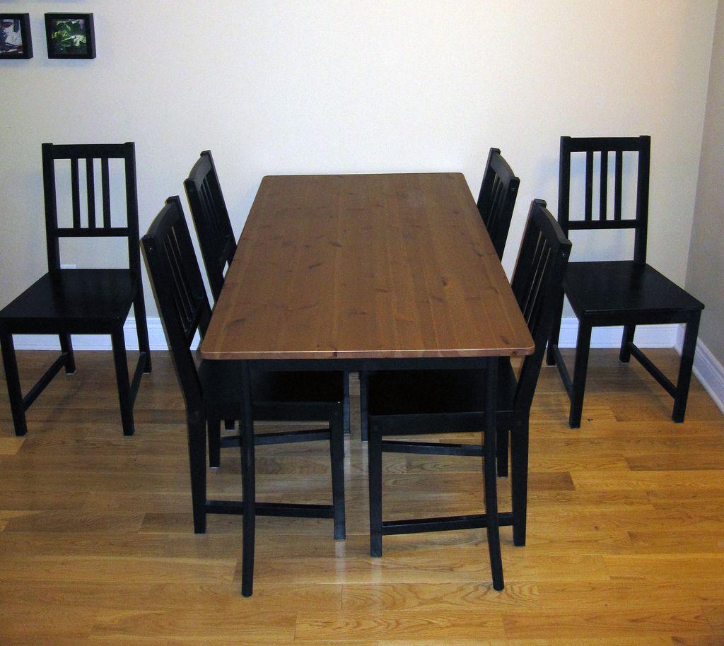 Ikea Esstisch Und Stühle Esszimmerstühle Ikea esstisch