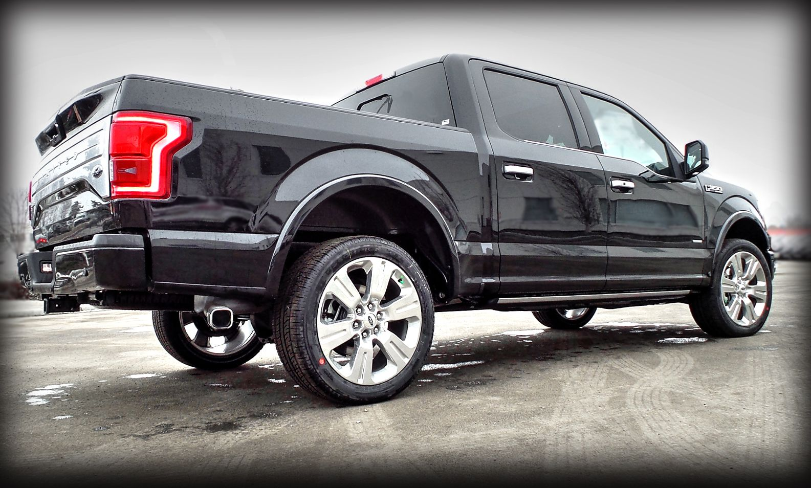 2016 Ford F 150 Limited Ford F150 Ford Ford Trucks