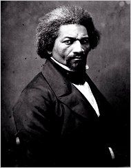 """Frederick Douglass, slave, social reformer, orator, writer and statesman. Son of a white man and a slave, he never knew his father and was separated from his mother at only a few weeks old. He escaped slavery and became one of the most important leaders of the abolitionist movement. His autobiography, """"Narrative of the Life of Frederick Douglass"""", the most famous narrative written by a former slave, is considered one of the most influential pieces of literature to fuel the abolitionist…"""