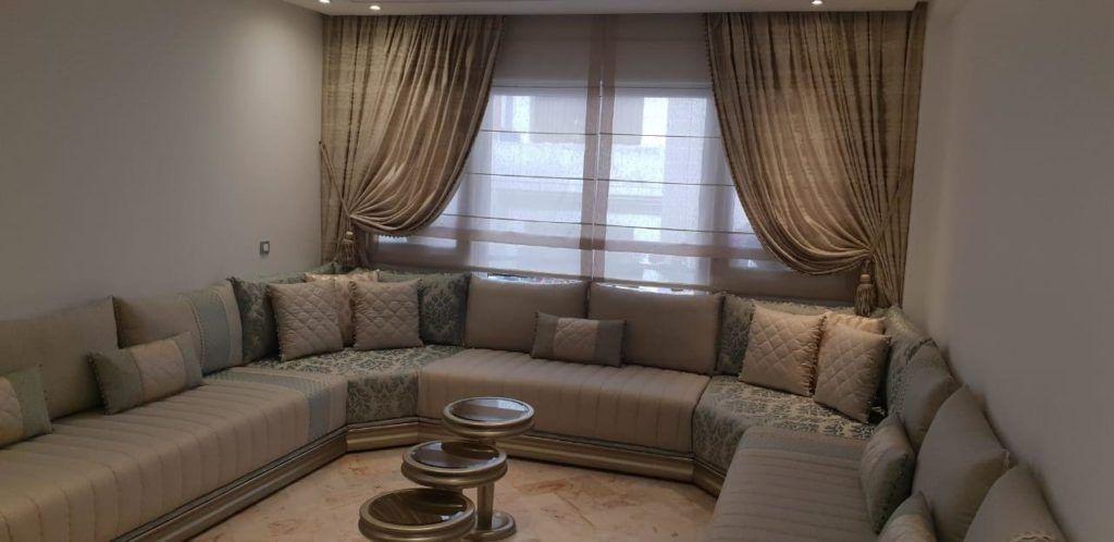 tapisserie moderne salon tapisserie hakim salon marocain moderne salon marocain