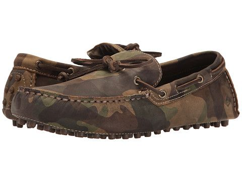 sperry camo boat shoes