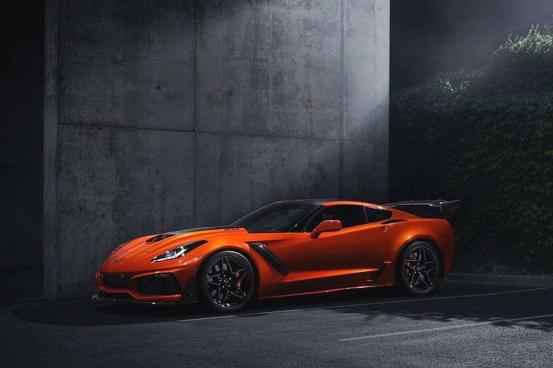See more of the 2019 Corvette ZR1 through the link in our