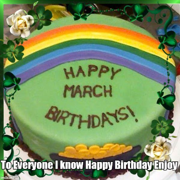 Patriks Day Birthdays Pinterest Template Originals And Create