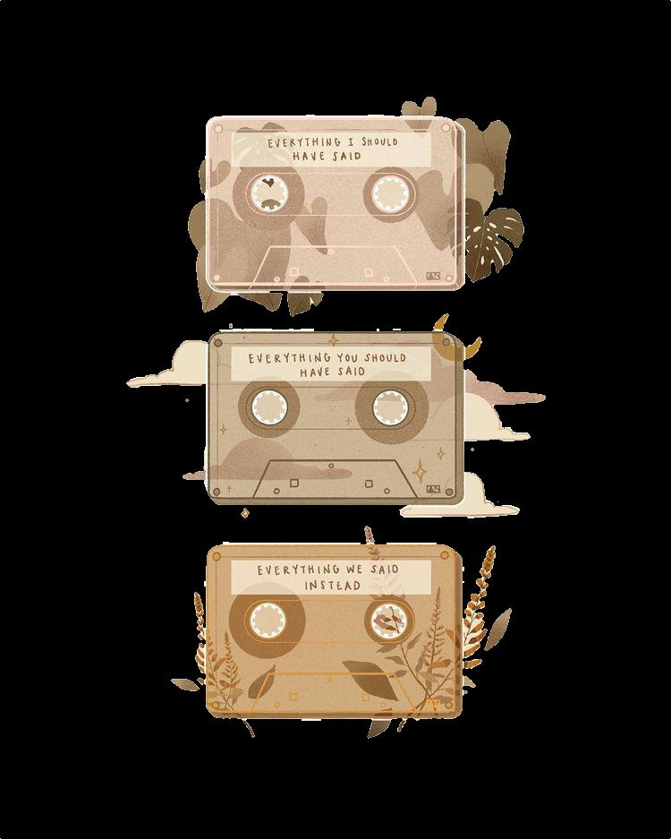 Aesthetic Brown Warm Peach Pantone Stickers Tape Freetoedit Ilustrasi Ilustrasi Karakter Ilustrasi Buku