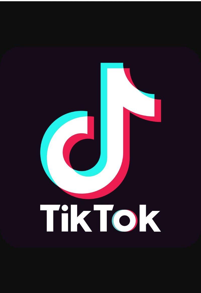 Logos De Tik Tock Logo Silhouette Tik Tok How To Get Followers