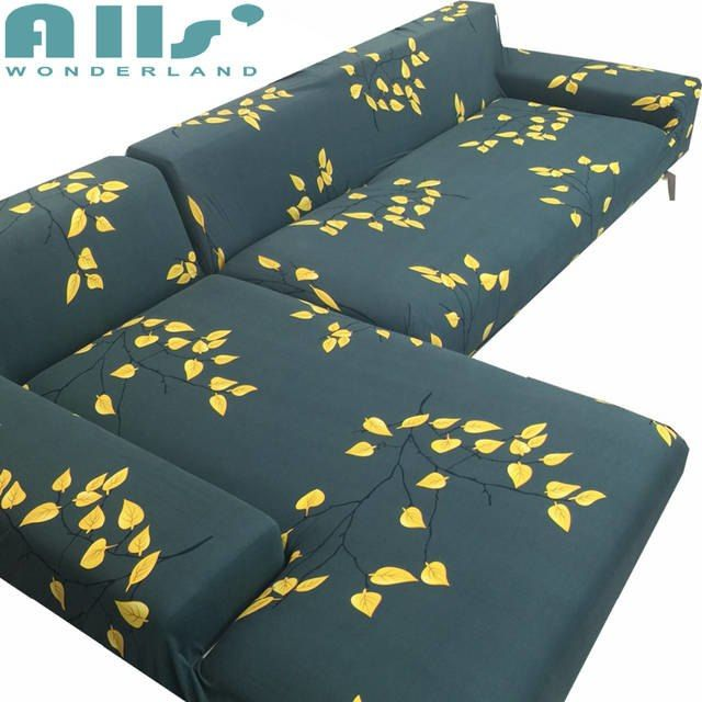 Cheap Universal Sofa Cover Flexible Stretch Big Elasticity Couch