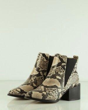 9fda2520 Botin efecto serpiente 35€ | Para mi | Zapatos marypaz, Zapatos y ...
