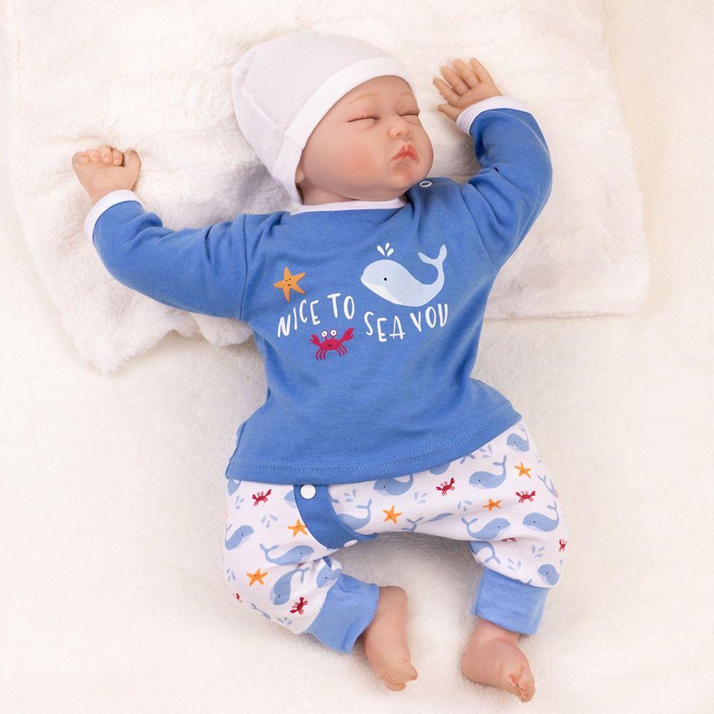 6888ff722f Baby Sweets Jungen Set Hose und Shirt blau Nice To Sea You   Sets   Jungen