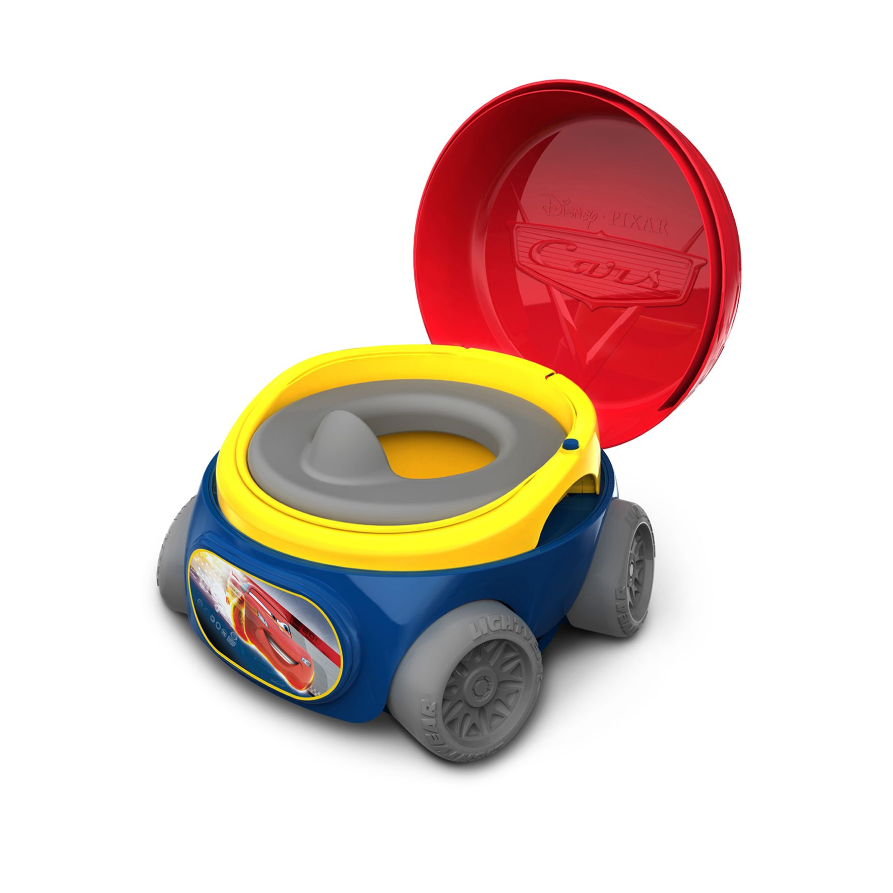 take a necessary pit stop in potty training circuit the cars racing mission potty system makes toilet training easier and less intimidating for your