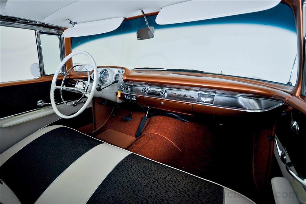 1957 CHEVROLET BEL AIR | Old Rides 3 | Pinterest | Chevrolet bel ...