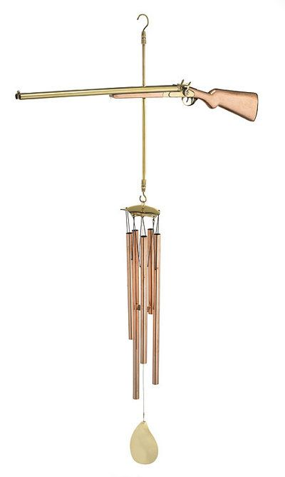 Riffle Wind Chimes By Gd Weathervane Shoppe Wind Chimes Copper Roof Blowin In The Wind