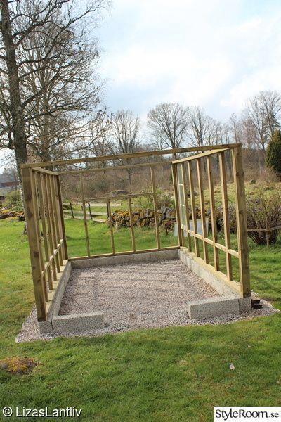 Backyardshed serre en 2019 cabane jardin plan abris de jardin y cabanon de jardin - Plan cabanon de jardin ...
