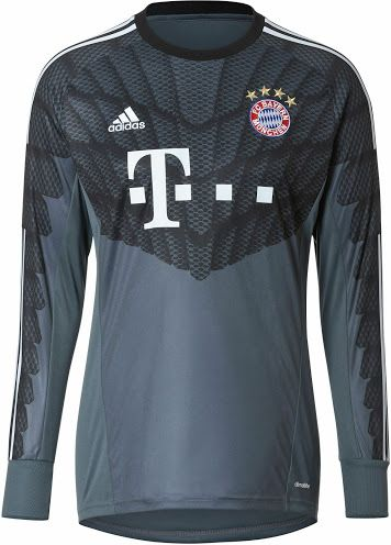 FC Bayern München 14-15 Goalkeeper Kits - Footy Headlines  06d744694