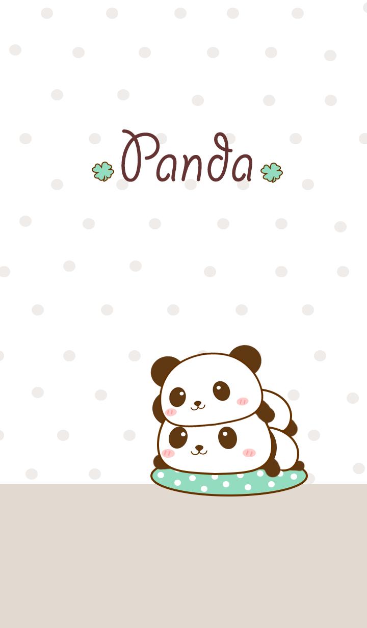 Pin By No Lia On Cute Cute Panda Wallpaper Panda Wallpapers Bear Wallpaper