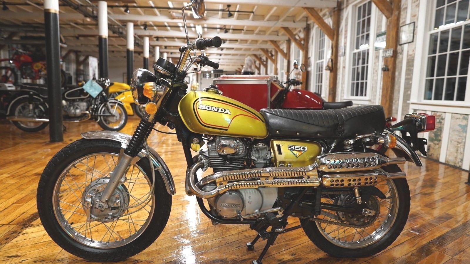 1972 Honda Cl350 Scrambler Cafe Racer Honda Cl350 Honda Scrambler [ 899 x 1600 Pixel ]