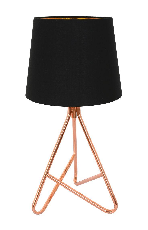 Beacon Lighting Hex 1 Light Table Lamp
