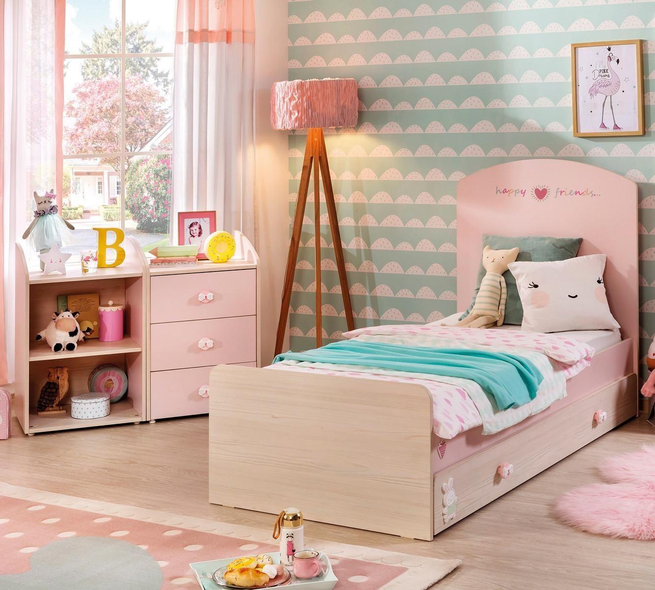 Baby En Peuterbed.Babykamer Roze Babybed Baby Kamer Compleet Meisjes Peuterbed