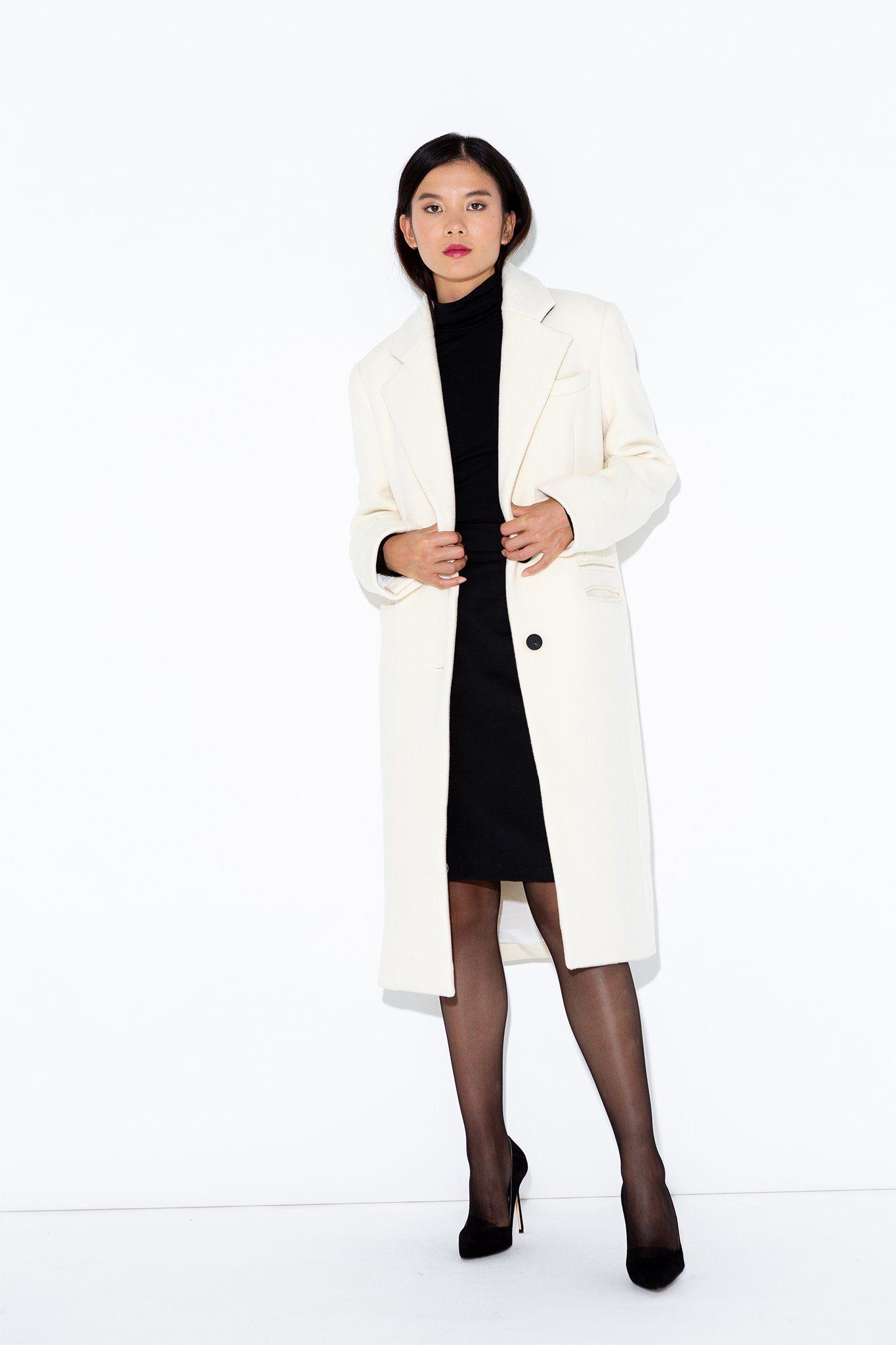 Moon Top Coat Winter Coat Wool Winter Coat Coat [ 2048 x 1365 Pixel ]