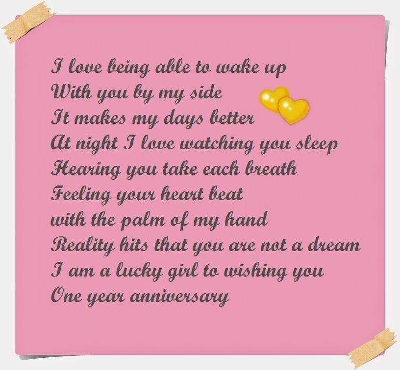 Best Happy Anniversary Poems, Marriage Anniversary Wishes, Wedding ...