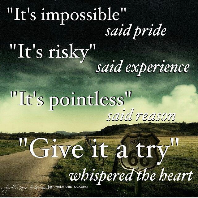 It's going to be risky and feel pointless or impossible at times... But you must trust that it's going to be so worth it.  #neverbackdown #NEVERGIVEUP  #TWITTER