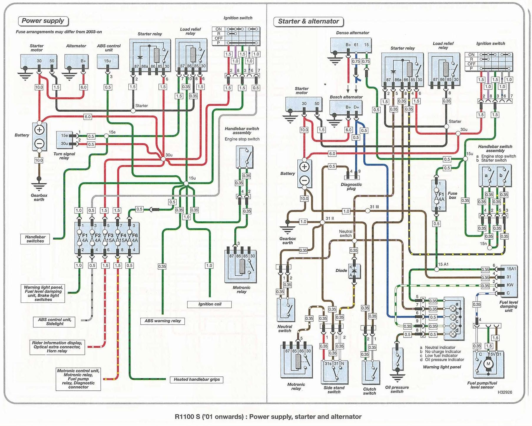 Bmw R1150r Electrical Wiring Diagram Electrical Wiring Diagram Bmw Electrical Diagram