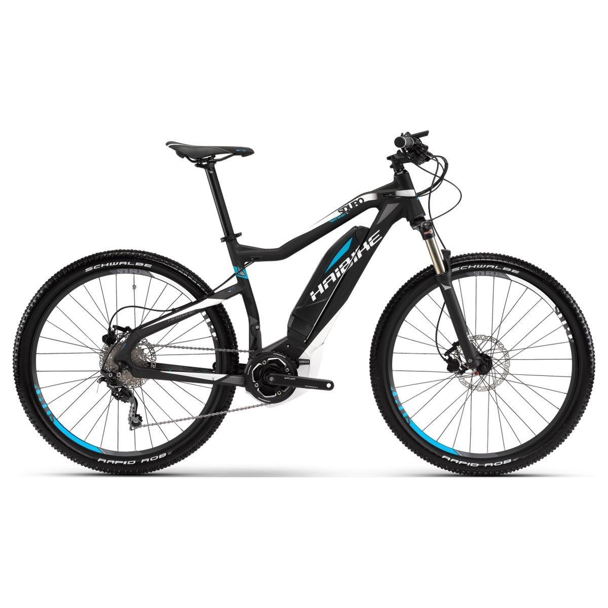 2016 Haibike Sduro Hard Seven Sl Electric Hardtail Mountain Bike