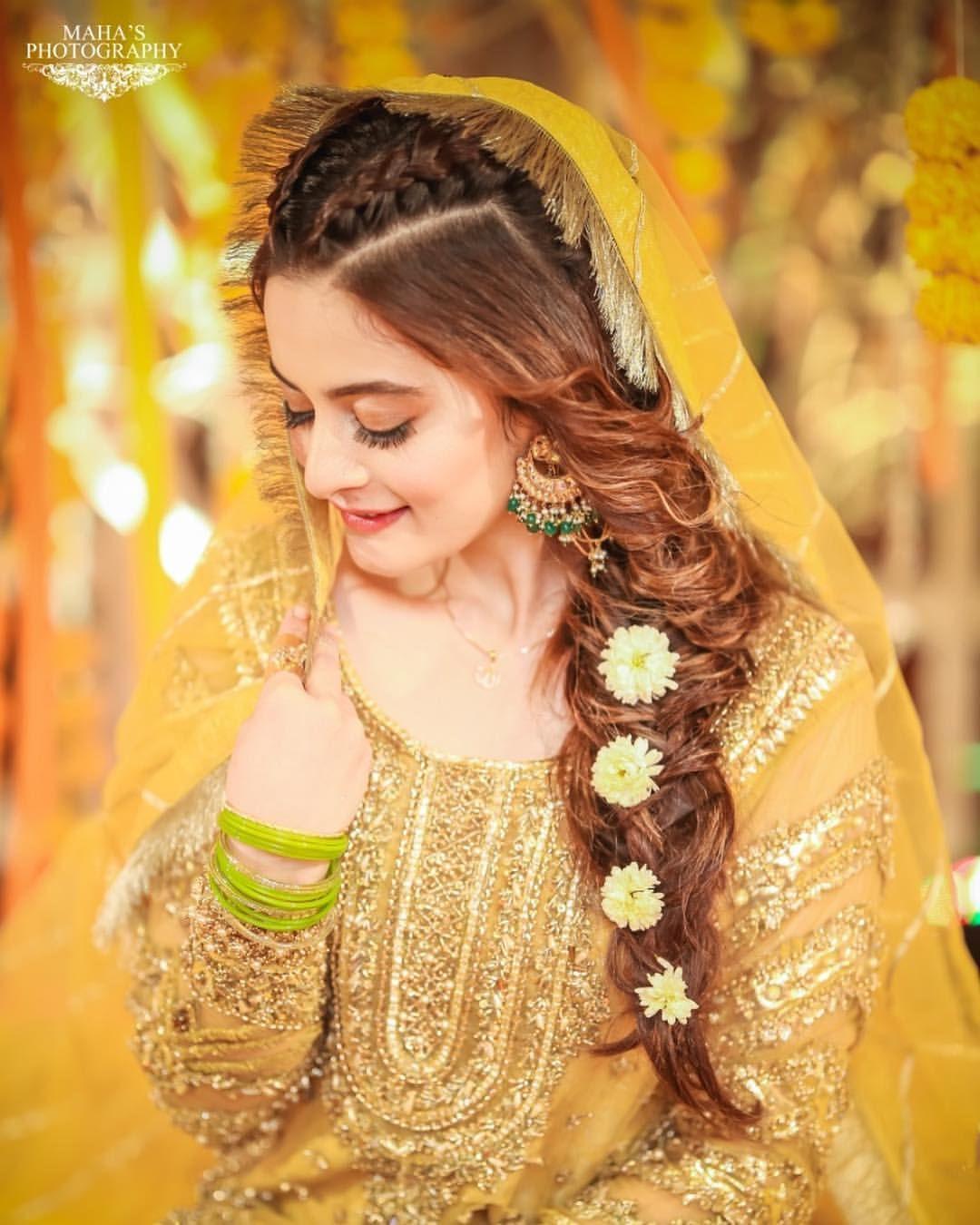 Wedding Hairstyles Instagram: Maha Wajahat Khan (@mahasphotographyofficial) • Instagram