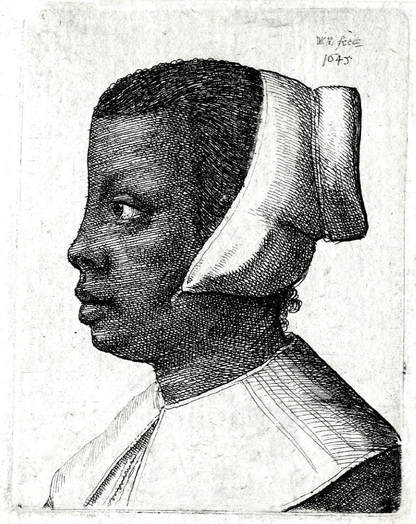 black Soldiers in the English Civil War Lord Thomas Grey