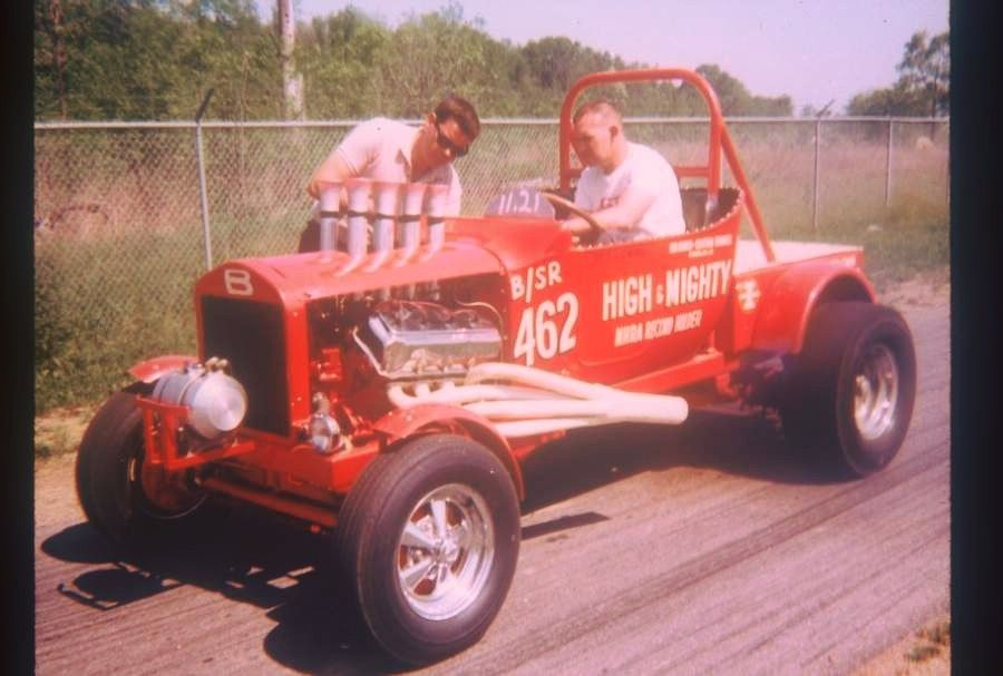 History Drag cars in motion.......picture thread. (With