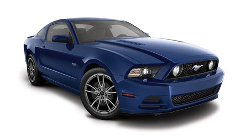 Ford Revives Muscle Car Fever With Mustang New Ford Mustang Mustang Ford