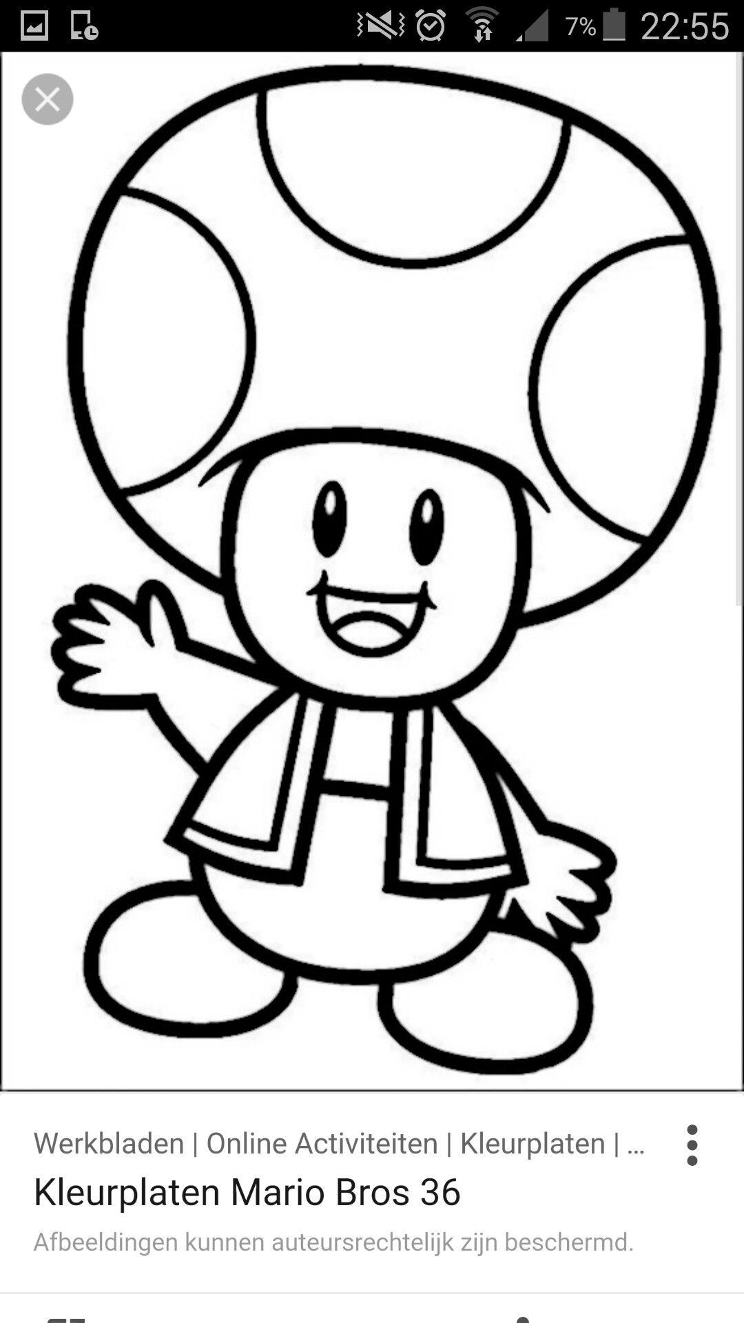 Mario Wii Kleurplaten.Luxe Kleurplaten Super Mario Bros Wii Klupaats Website