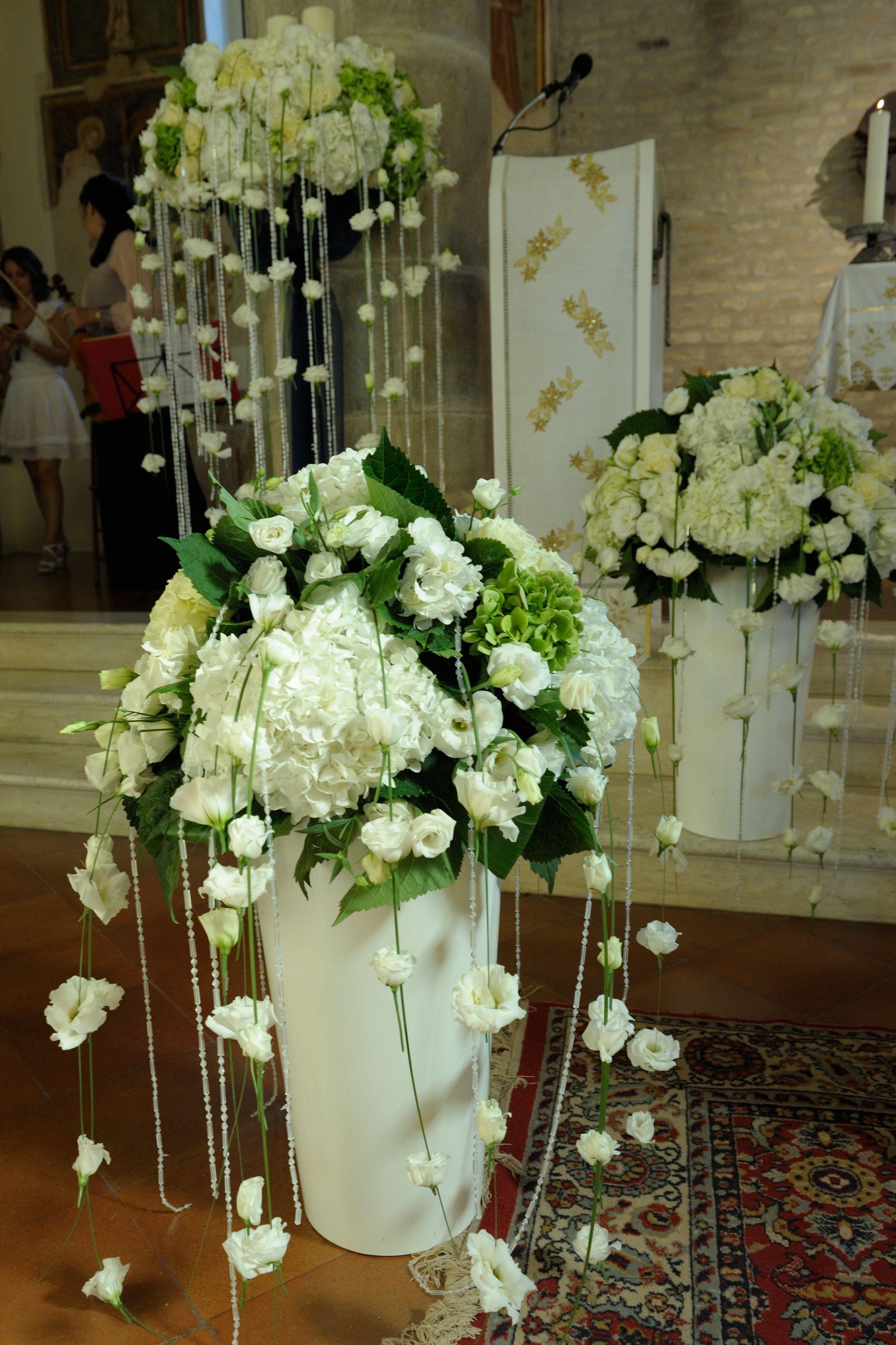 Fiori Chiesa Addobbi Floreali Matrimonio Fiori Per Matrimoni Eventi Di Nozze