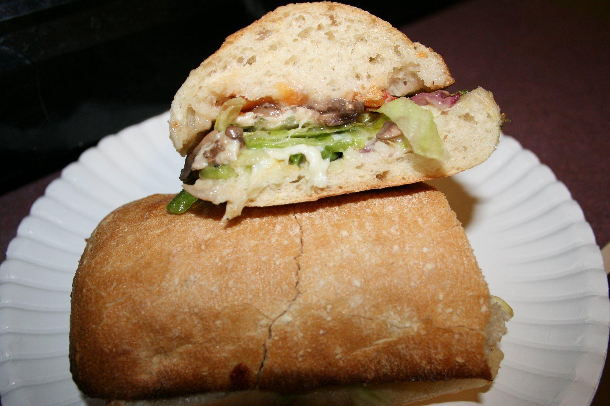 Www Vocellipizza Com Order 703 921 9214 6126 Rose Hill Drive 15 B Alexandria Va 22310 Veggie Sub Sandwich From Vocell Sub Sandwiches Delicious Vegetarian Food