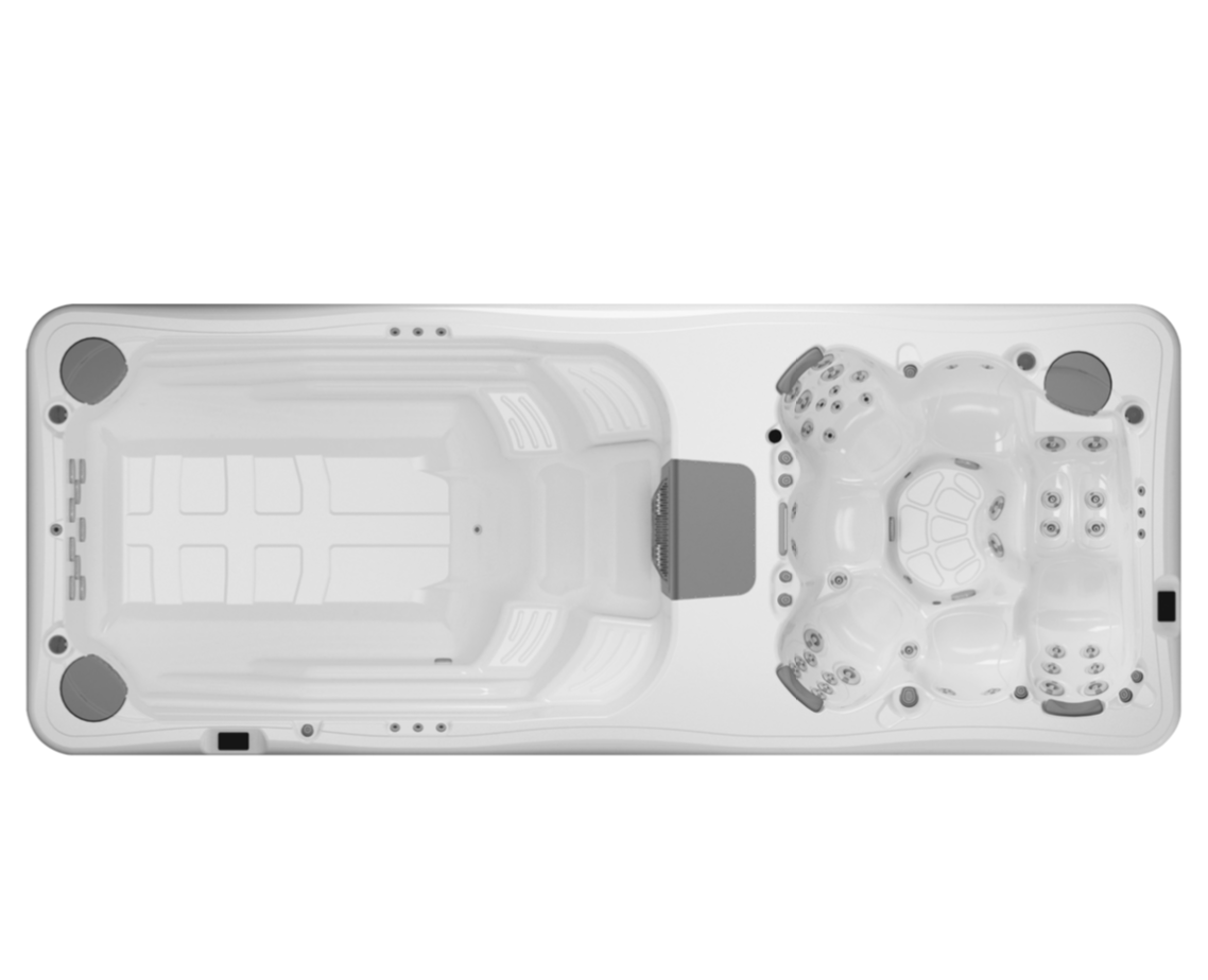 The all new for 2019 Wellis Rio Grande W-Flow. With two independently heated sections, including a 6 seater Hot Tub and Swim Spa. The turbine is one of the most energy efficient systems available, with 7 variable speeds to adjust your workout.   #swimspa #riogrande #wellis #wellisriogrande2019 #riograndeturbine #riogrande2019 #newswimspa #wellis2019 #turbineswimspa