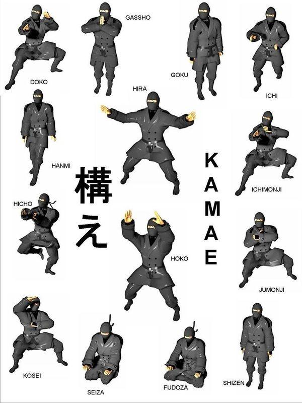 Tecnicas de artes marciales mortales