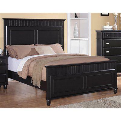 Elements International SP700 Spencer Bed - Home Furniture Showroom
