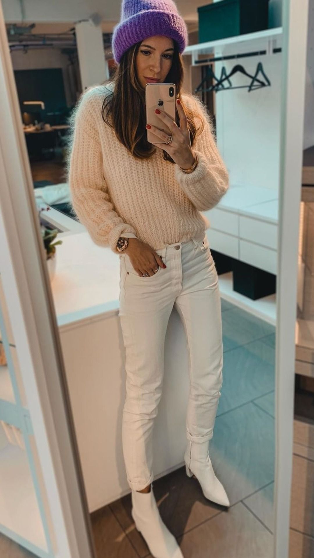 Tumblr | Knit fashion, Knitwear fashion, Fluffy sweater