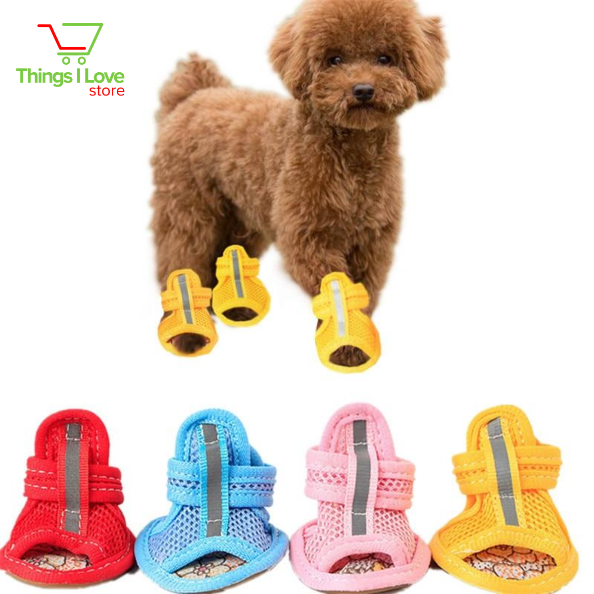 Pin by Things I Love Store on Pets Dog boots, Dog shoes