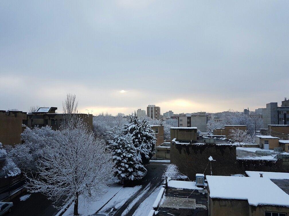 Morning _ Hamedan city _ Photo by S7 edge