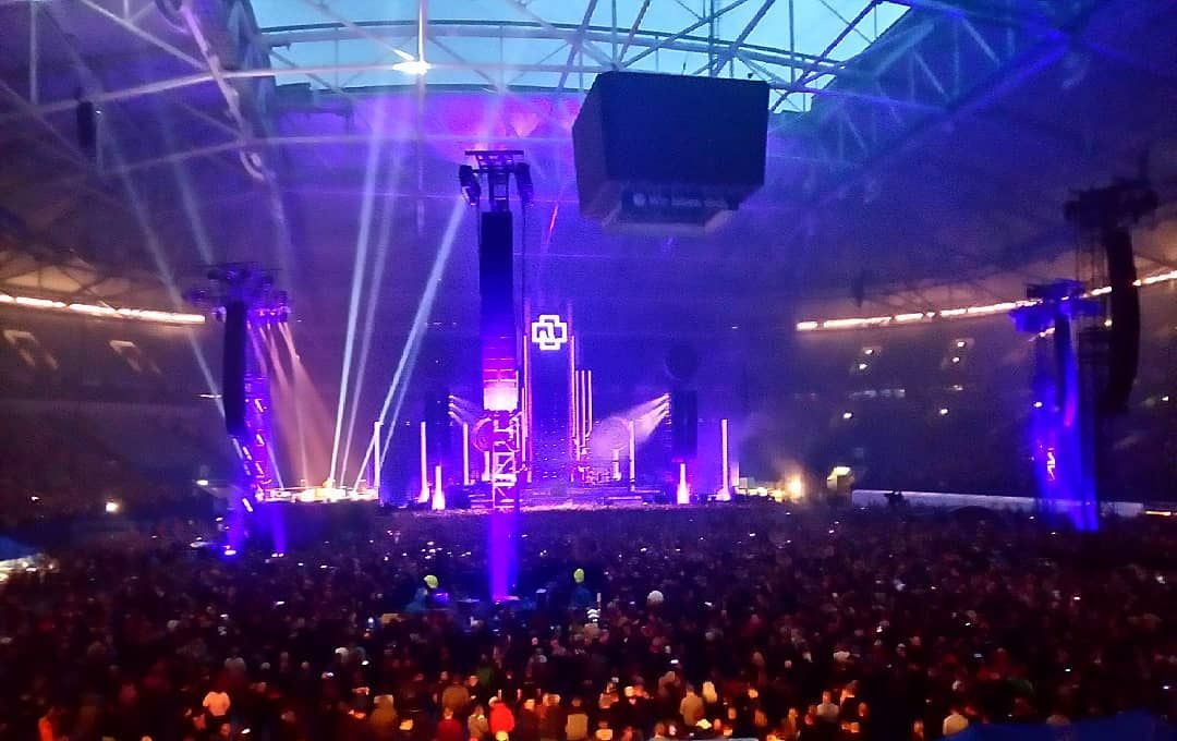 Rammstein Rammstein Rammsteinfan Rammsteinlive Live Deutschland Germany German Gelsenkirchen Aufschalke Scha Instagram Posts Instagram Concert