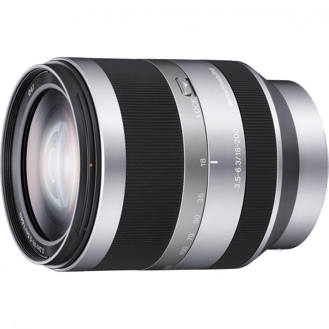 400,00€ · Objetivo Sony 18-200 (Montura E) en perfecto estado ...