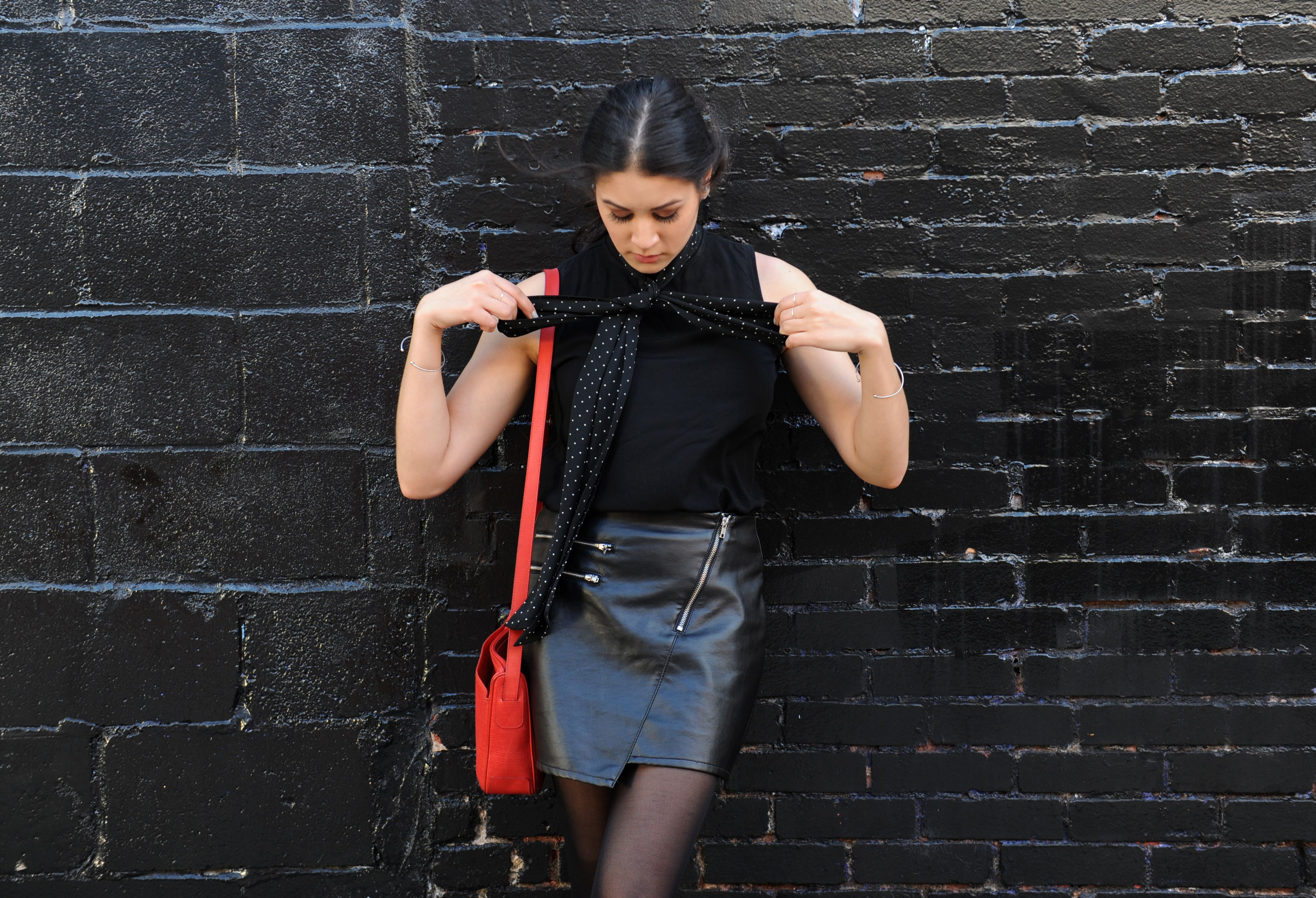 How I define my style - click to find out! #style #fashionblogger #blogger #allblack 5m