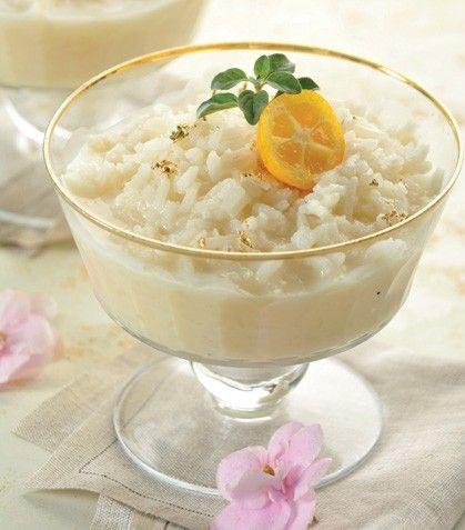 Cómo preparar un arroz con leche