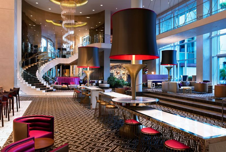 W Hollywood Hotel Photos, Videos & Virtual Tours Hotel