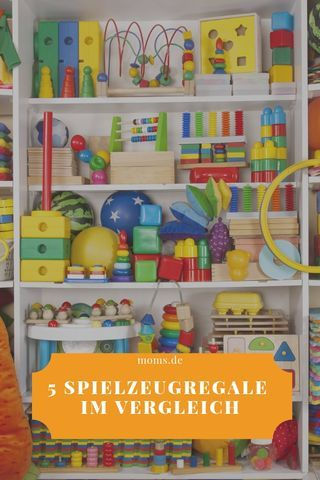 Spielzeugregal Vergleich inkl. Kaufberatung