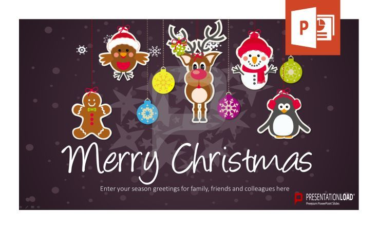 Free Christmas Ppt Templates These Beautiful And Animated