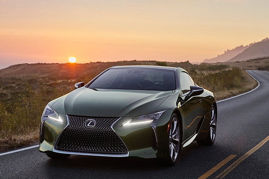 2020 Lexus Lc 500 Limited To Only 100 Examples Man Of Many Lexus Lc Lexus Sports Cars Luxury